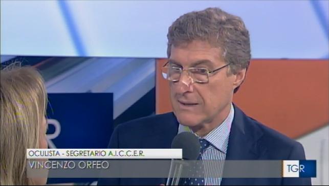 Intervista Orfeo TGR